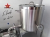 CHEF 70 Liter MAISCHEKESSEL